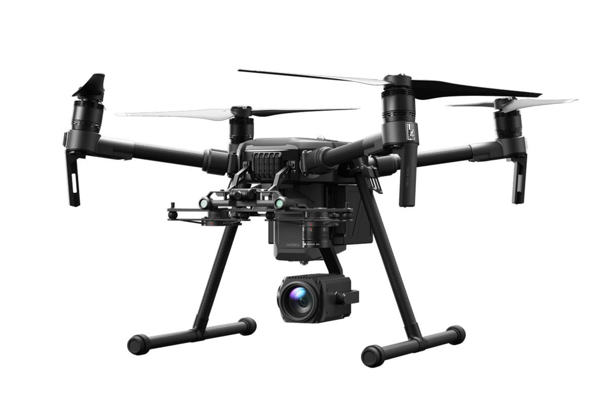 La police teste l'utilisation de drones pour les infractions routières