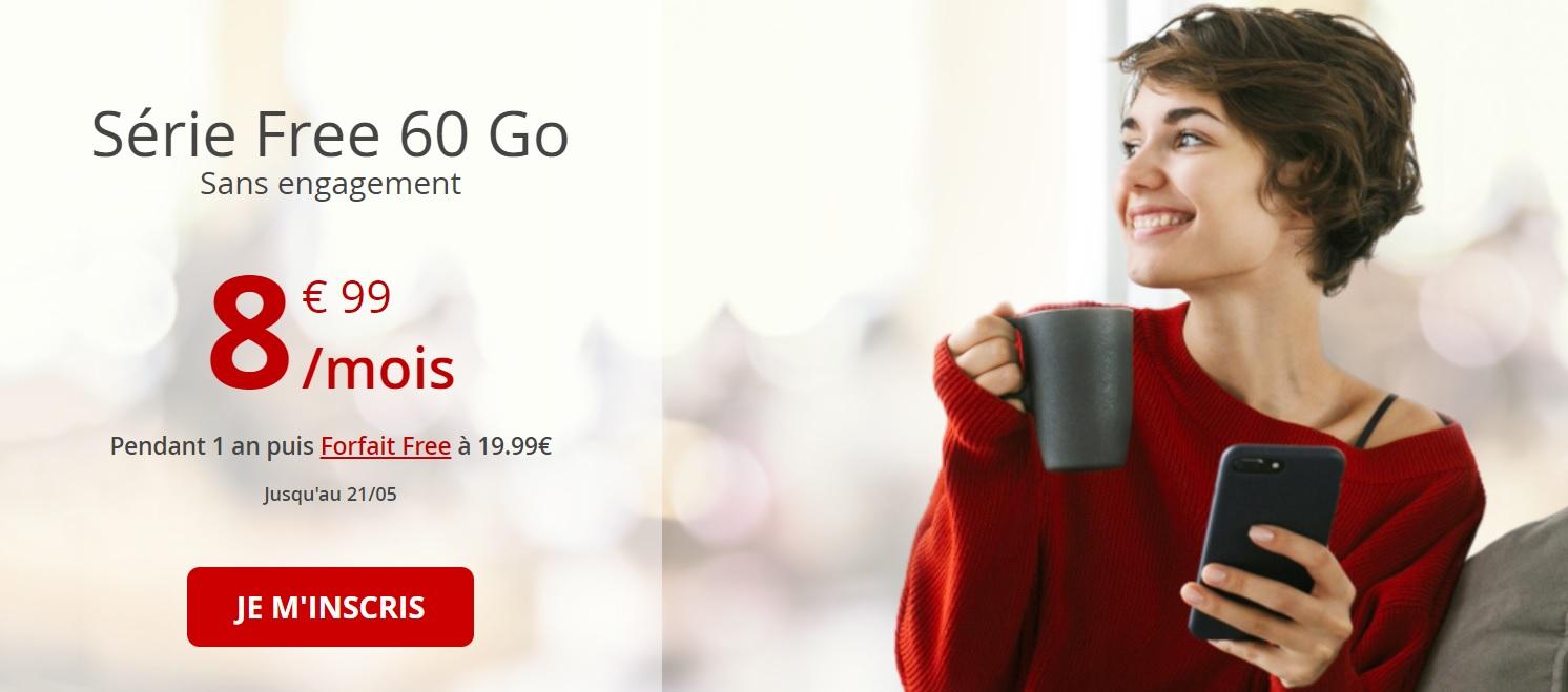 free 8 99 euros par mois