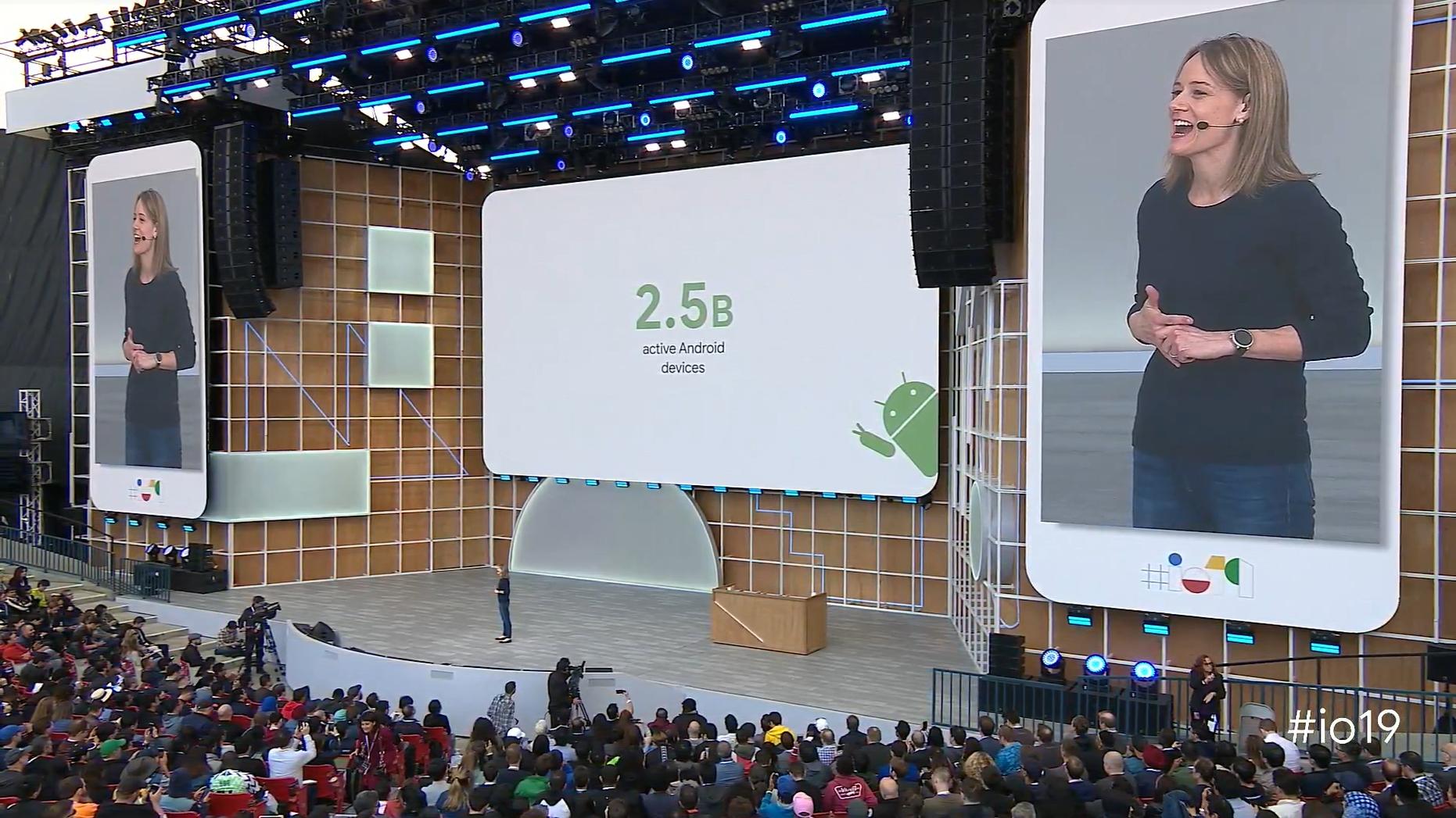 Google a profité de la Google I/O pour faire le point sur Android, et notamment le nombre d'appareils en circulation qui utilise le célèbre système d'exploitation.