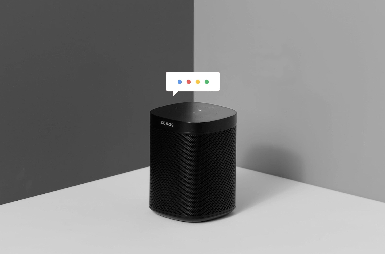 Les Sonos One et Beam parleront Google Assistant en plus d'Alexa