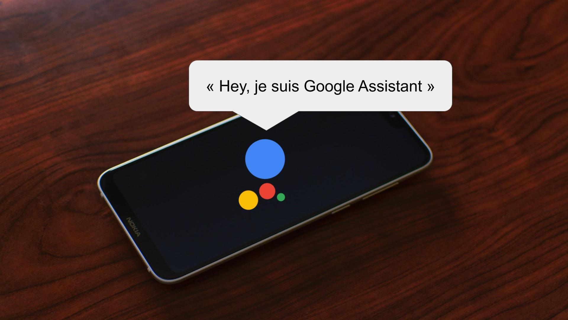 18b06734a9f Difficile d expliquer simplement la révolution que Google a entamé pour son  assistant vocal