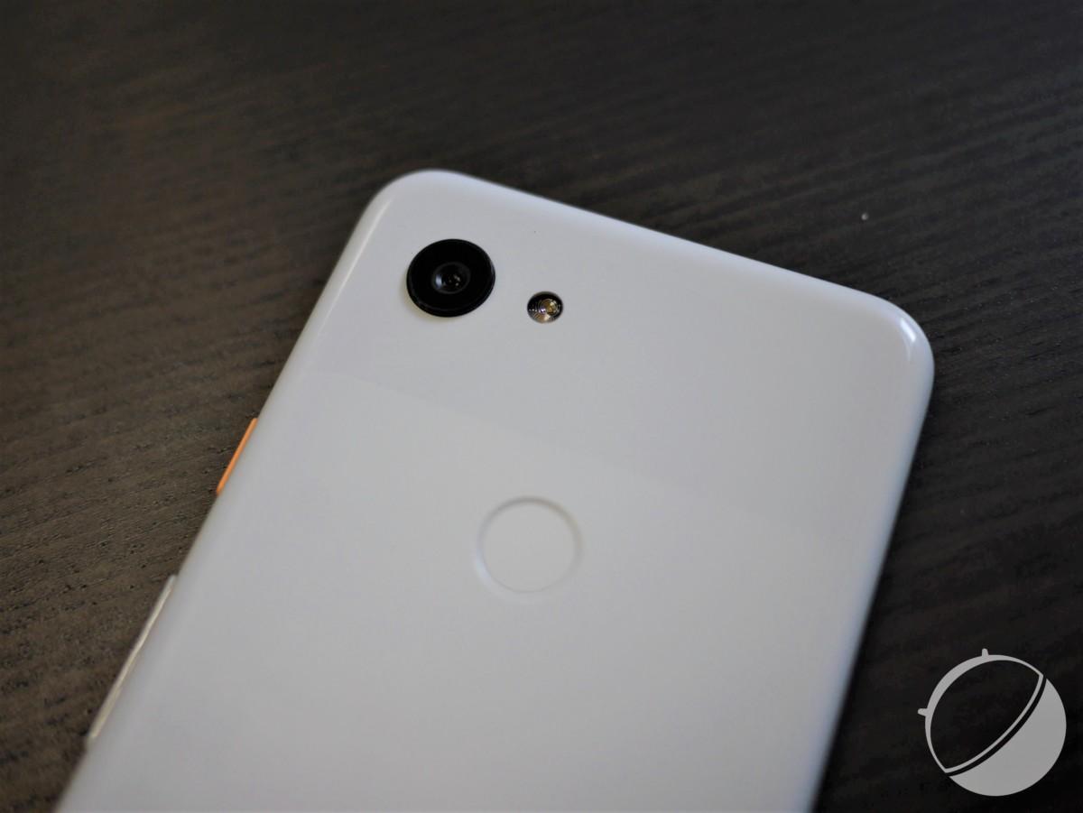 Le Google Pixel 3a