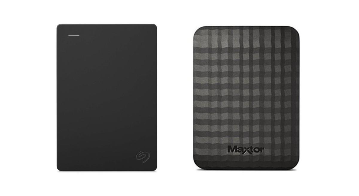 🔥 Bon plan : disque dur externe 4 To (Seagate ou Maxtor) à 99 euros seulement