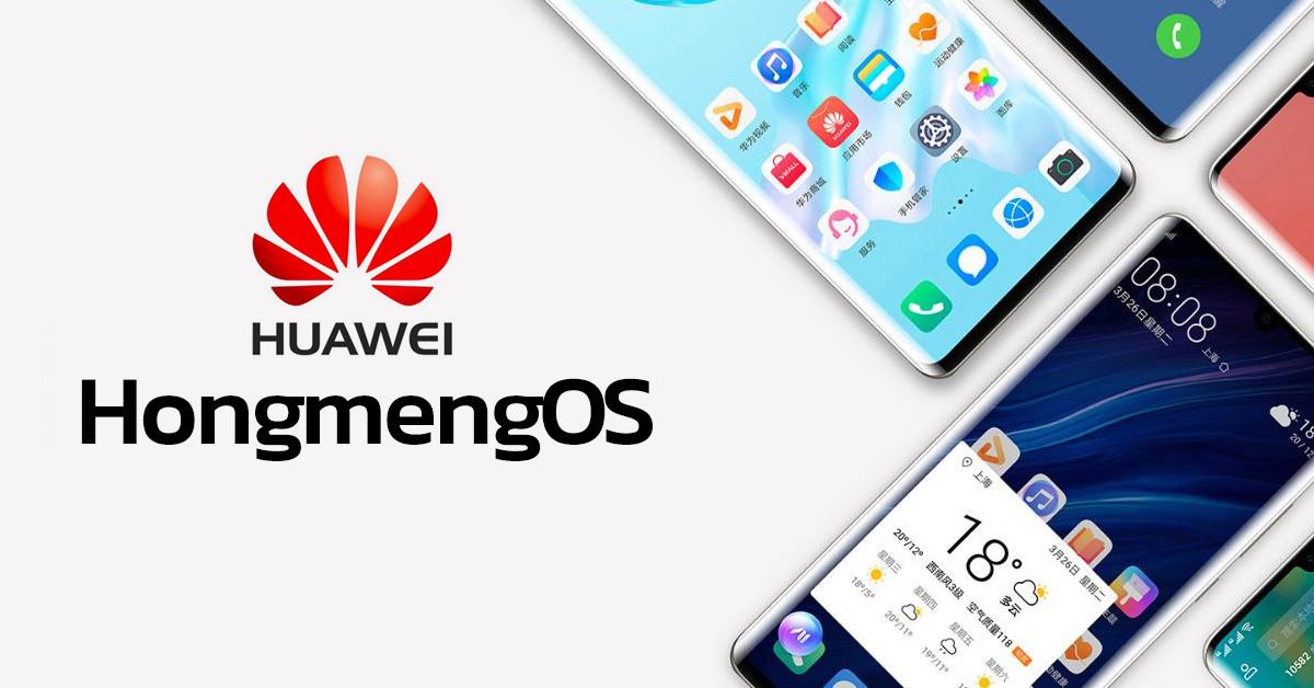 Huawei dément la sortie en juin de son OS maison
