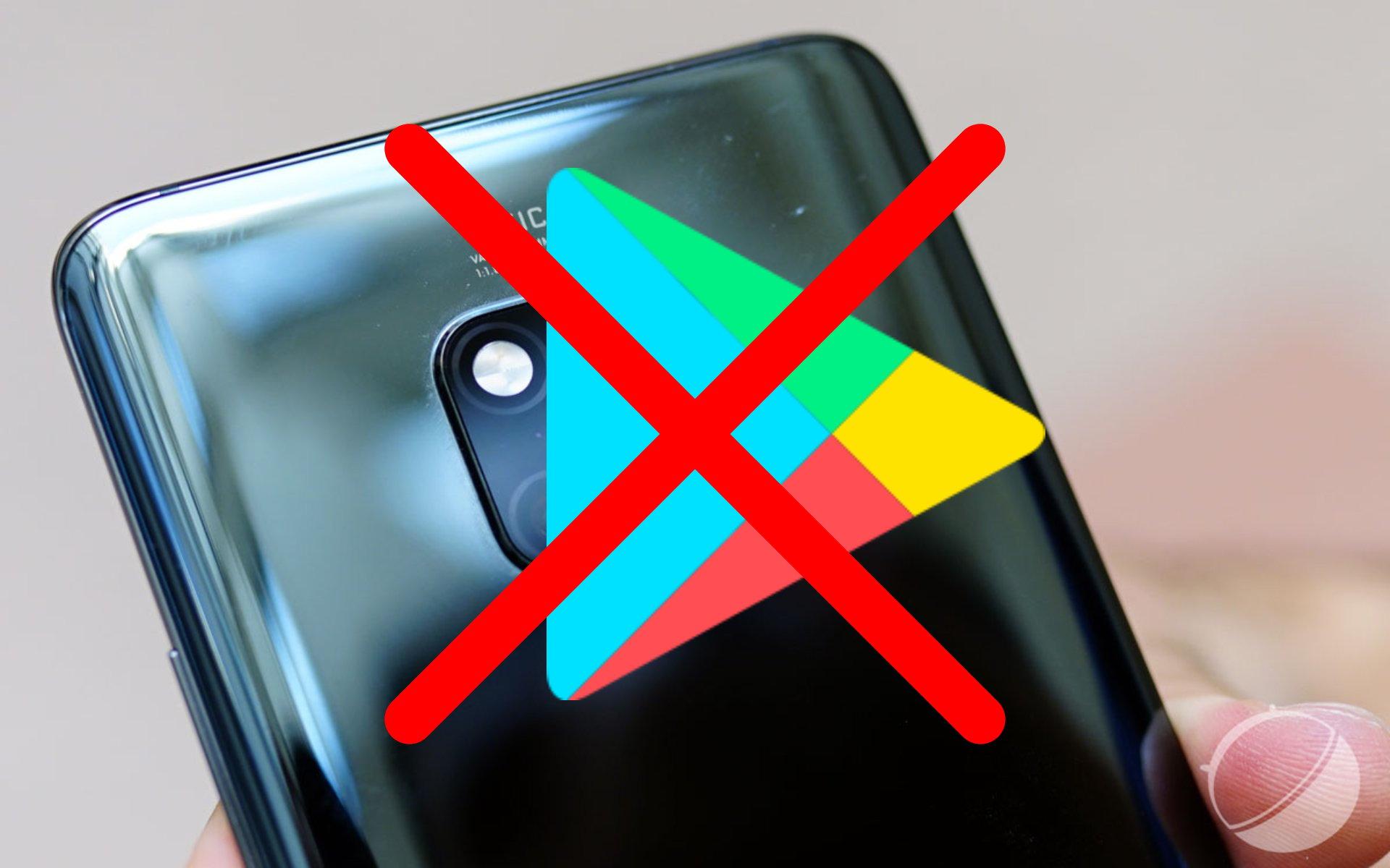 Google rút thẻ đỏ tước giấy phép sử dụng Android, mở đầu cú trượt dài của Huawei?