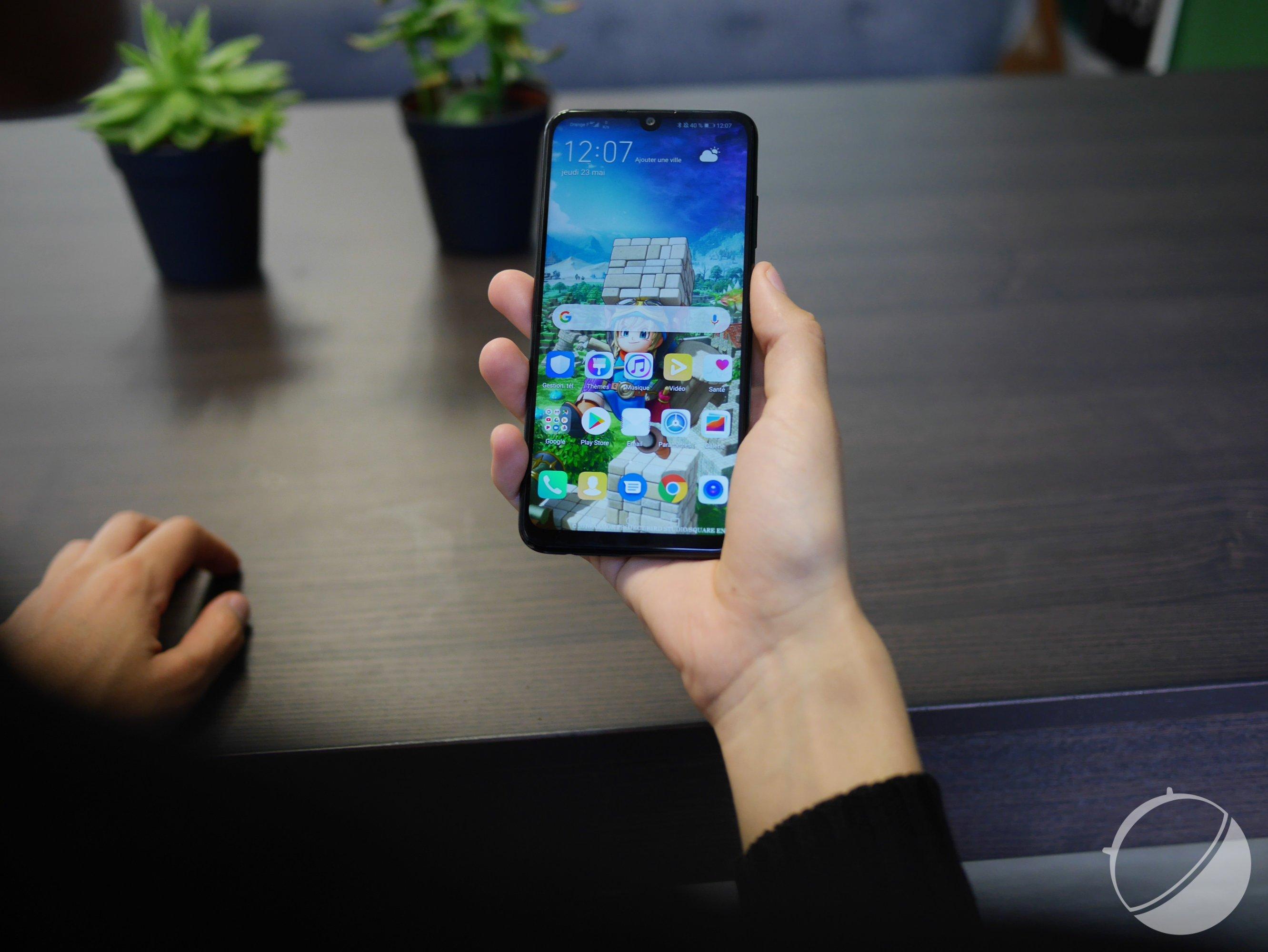 Le Huawei P Smart+ 2019