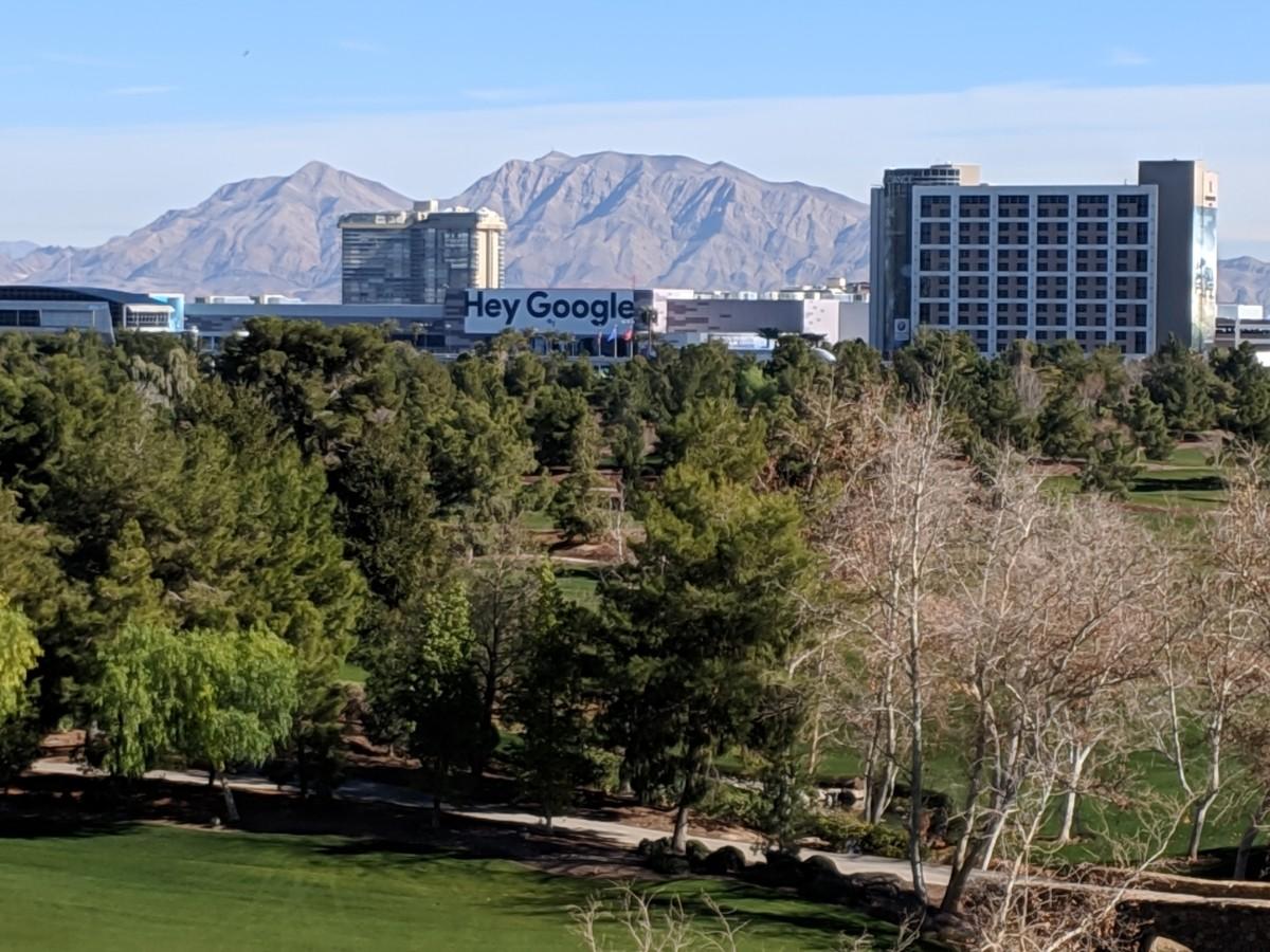 Las Vegas, CES 2019