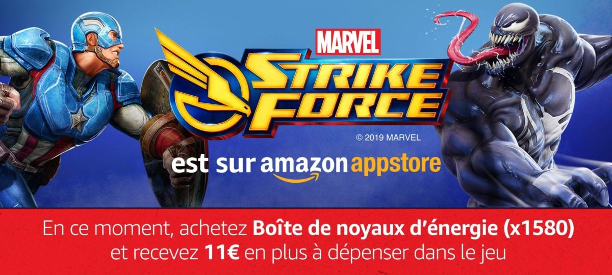 Pour ce 4 mai, Amazon offre une boite de LEGO si vous effectuez un achat in-app sur l'Amazon Store