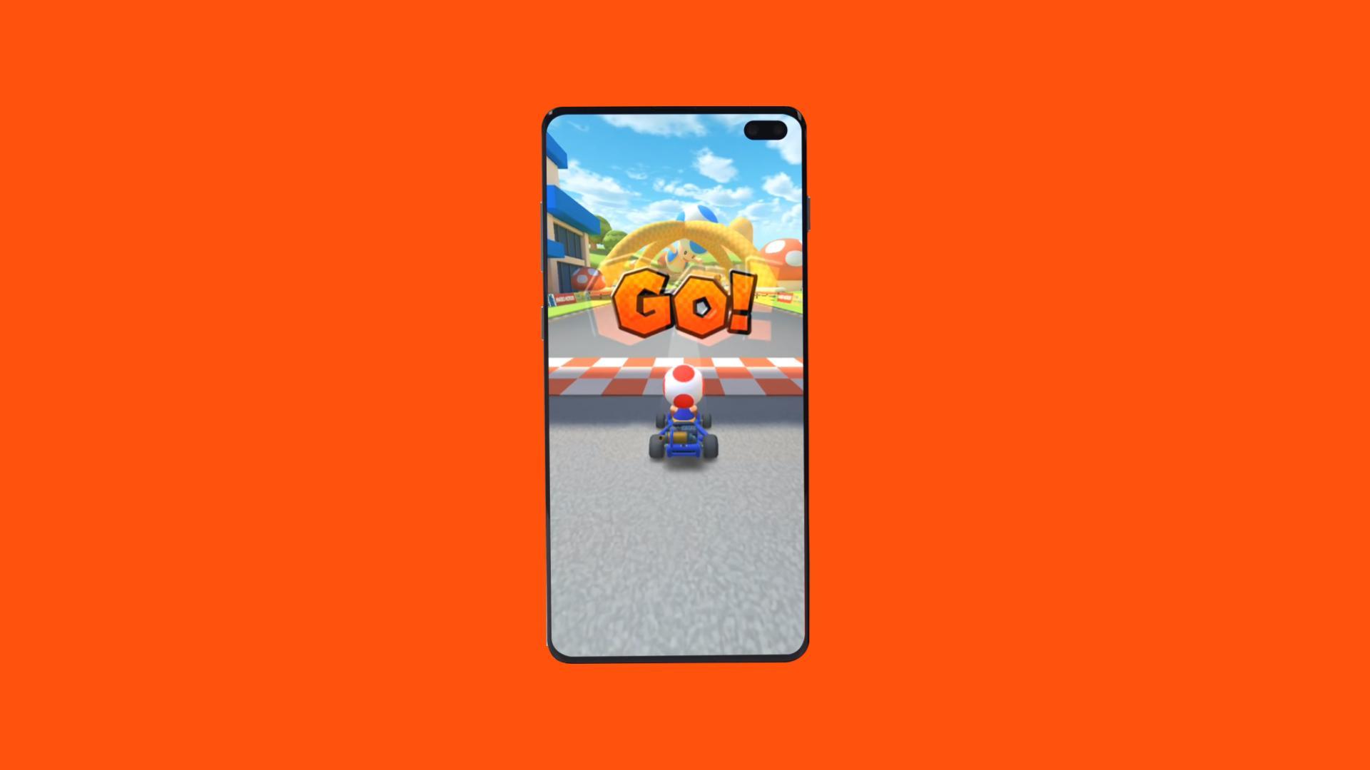 Mario Kart Tour sur Android et iPhone : voici les premières