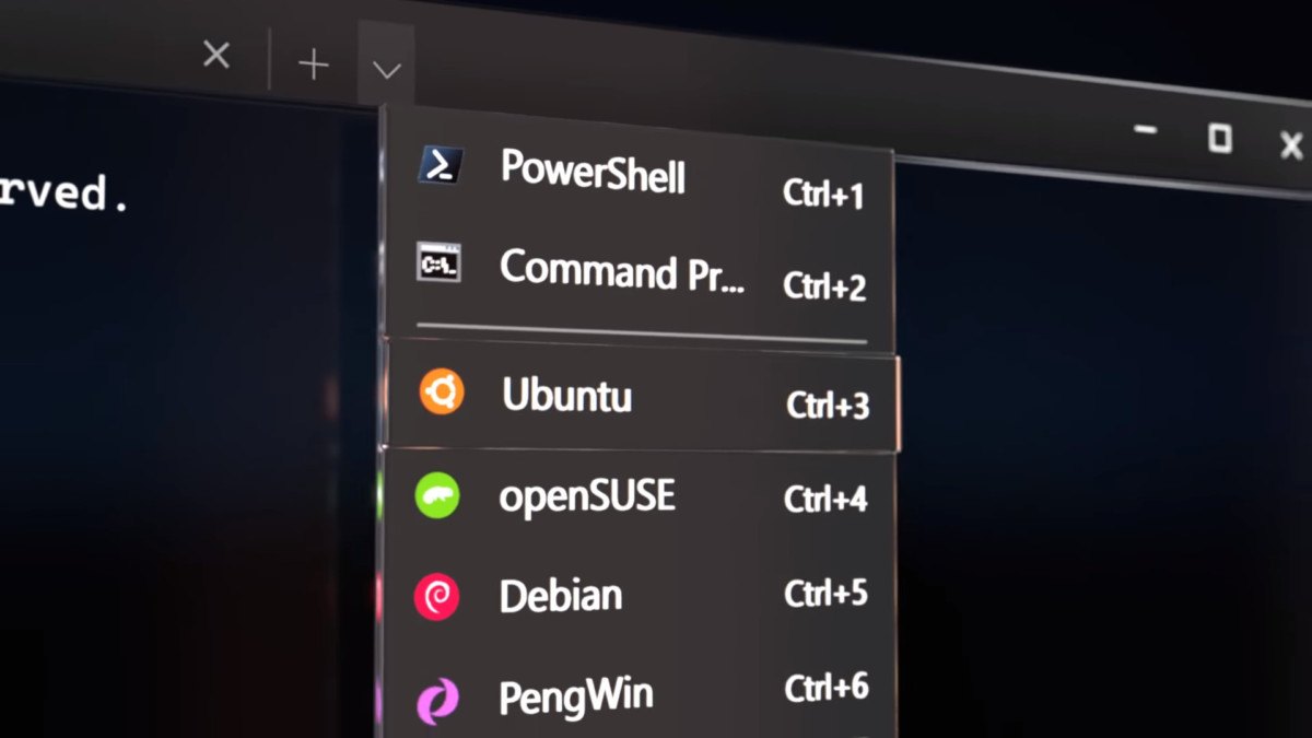 Le nouveau Windows Terminal