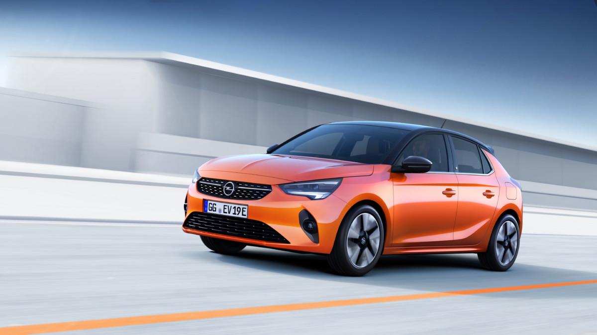 Avec la Corsa-e, Opel s'attaque au créneau des citadines électriques