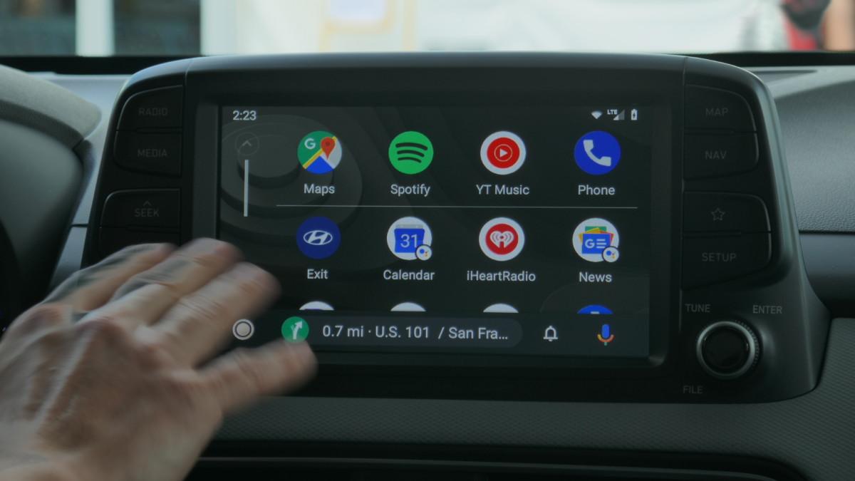 Android Auto se dote d'un véritable launcher