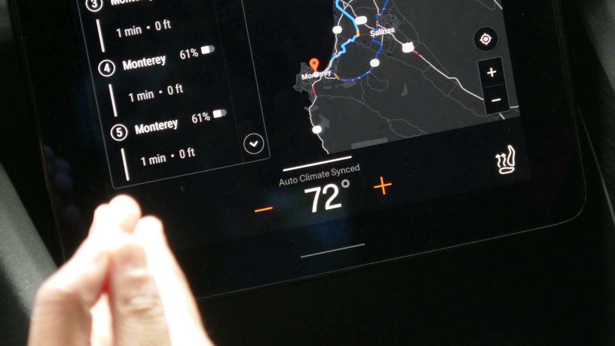 Contrairement à Android Auto, Android Automotive pourra contrôler l'intégralité du véhicule