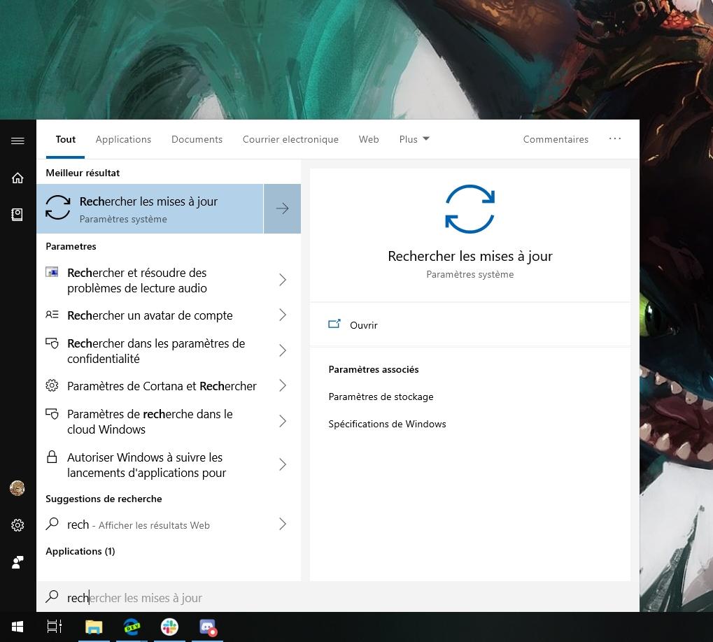 La mise à jour Windows 10 de mai est disponible