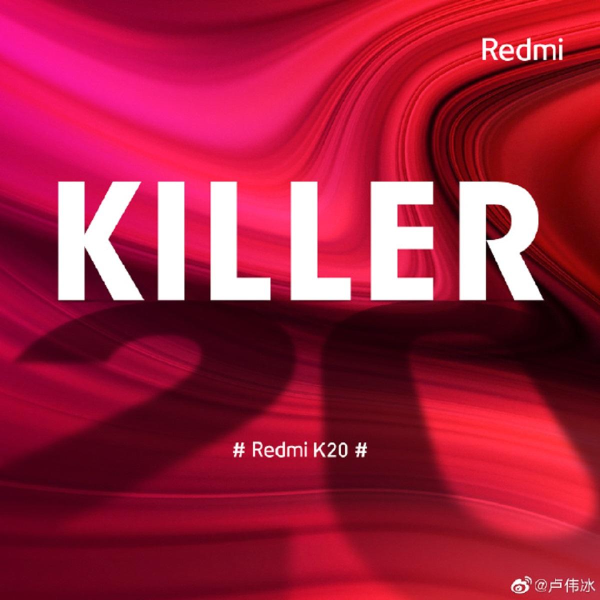 Xiaomi : le smartphone haut de gamme de Redmi s'appellera K20 pour « flagship killer
