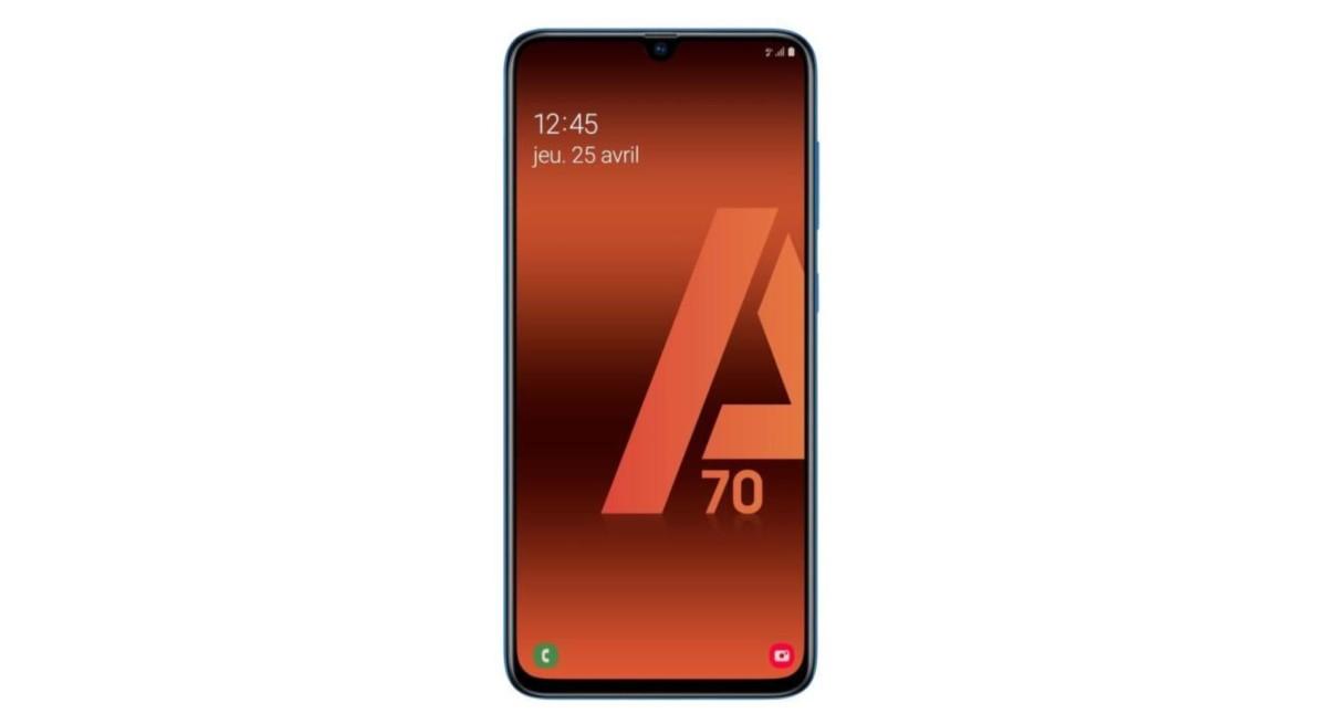 🔥 Bon plan : le nouveau Samsung Galaxy A70 est déjà à 369 euros, vendu par Amazon