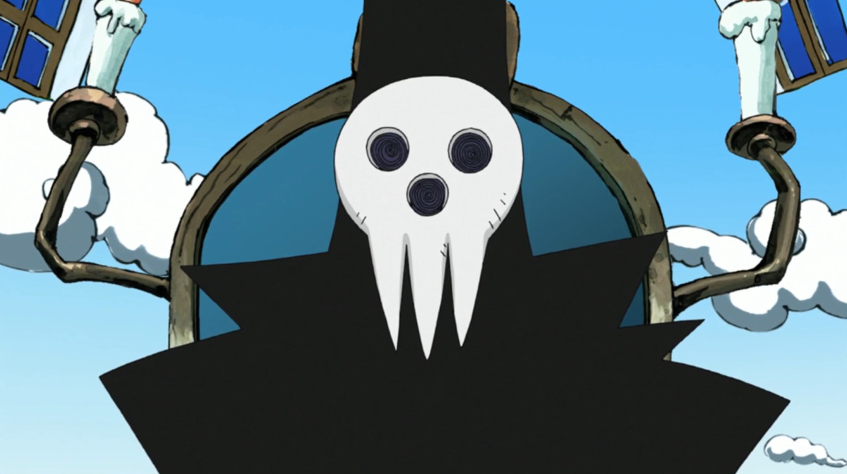 Shinigami, dans Soul Eater