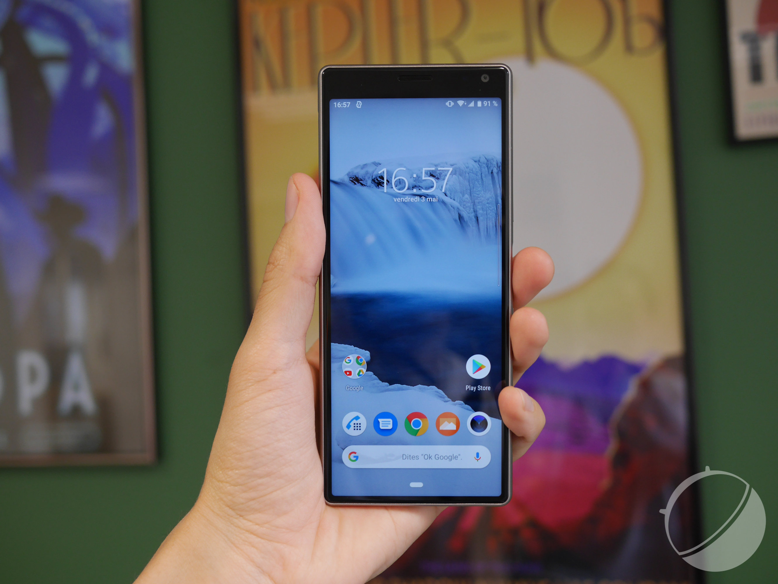 Test Sony Xperia 10 Notre Avis Complet Smartphones