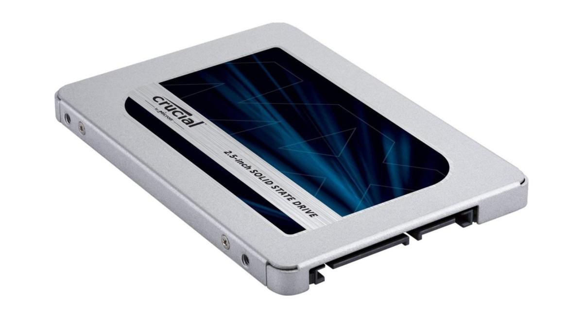 🔥 Bon plan : les SSD Crucial MX500 (250 Go à 2 To) sont disponibles à partir de 45 euros