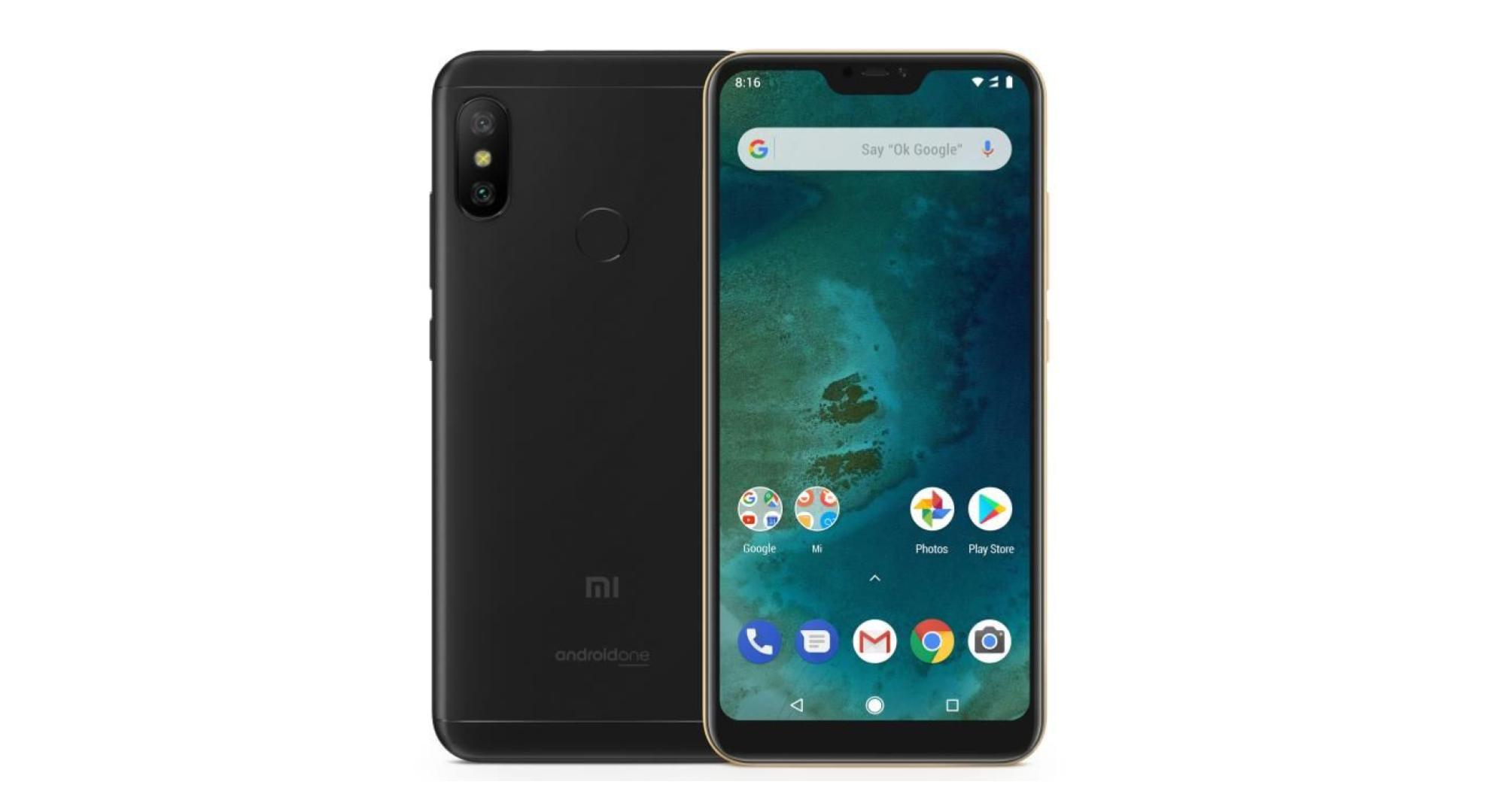 🔥 Bon plan du week-end : le Xiaomi Mi A2 Lite tombe à 109 euros seulement