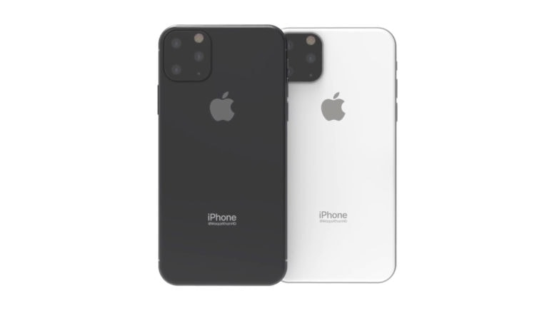 Concept d'iPhone XI