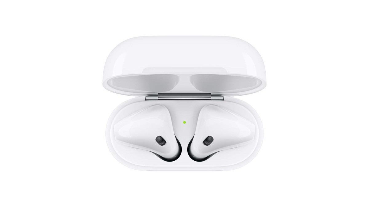Les Apple AirPods 2 avec étui compatible charge sans fil à 174,99 euros chez Amazon