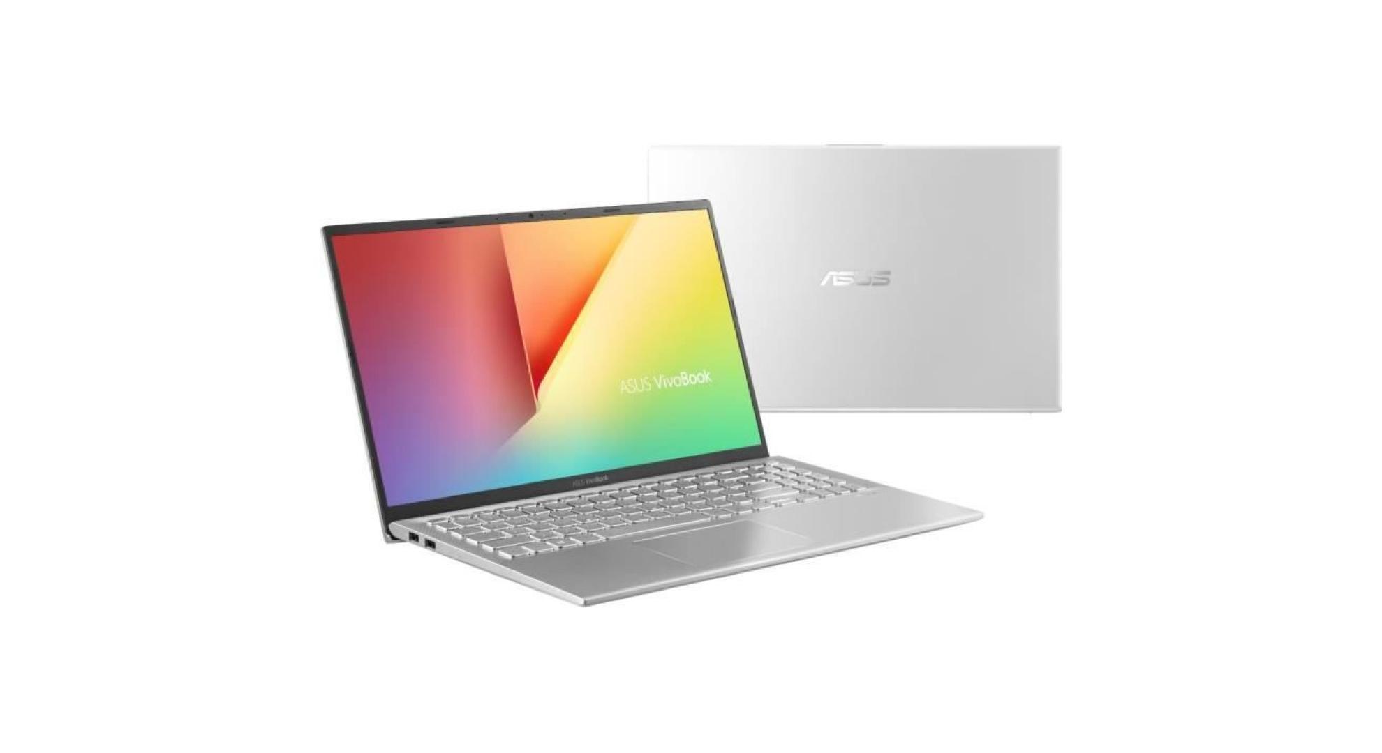daa418c8c822 L'Asus VivoBook S512DA-EJ315T aujourd'hui proposé à 599 euros est un laptop  performant et compact qui répondra à la majorité des besoins.