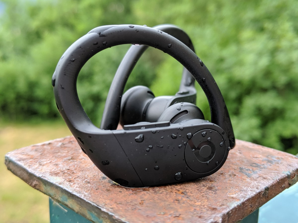 Les écouteurs Powerbeats Pro