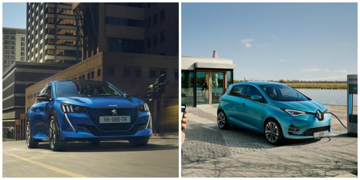 Peugeot e-208 vs Renault ZOE 2019 : le combat serré des citadines électriques