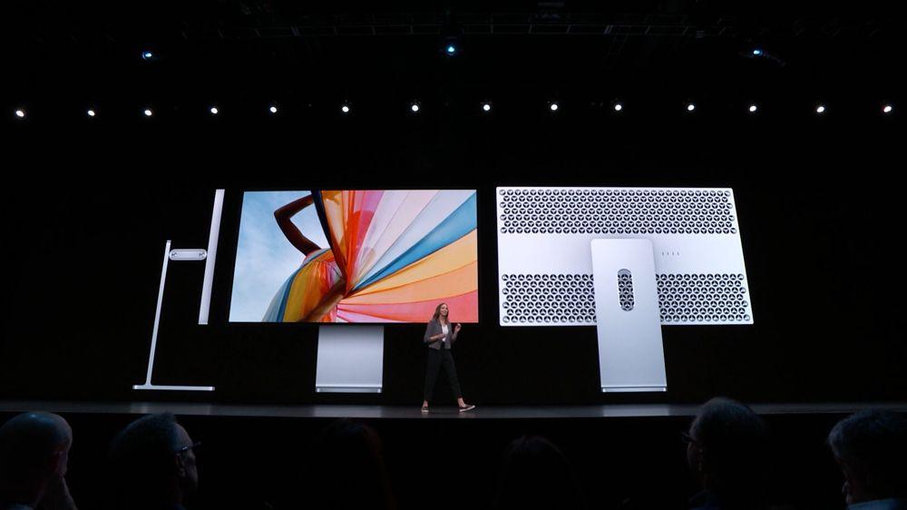 Apple dévoile officiellement son nouveau Mac Pro (Vidéos + Photos)