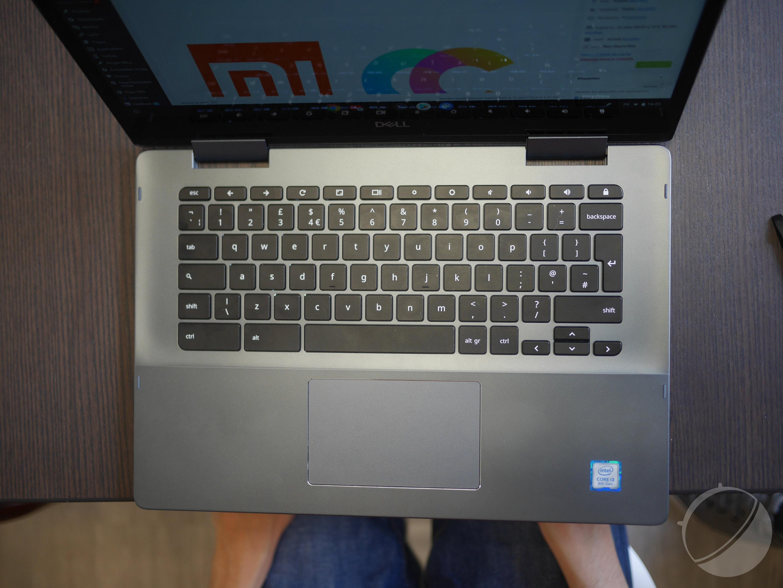 La disposition des touches du clavier est différente de ce que propose Windows