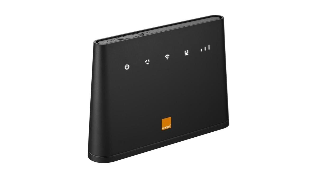 Orange 4G Home : un nouveau routeur Flybox avec de meilleurs débits à la clé pour cet été