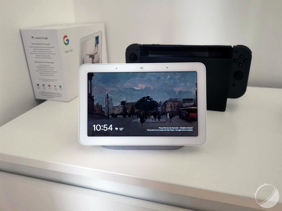 The Google Nest Hub