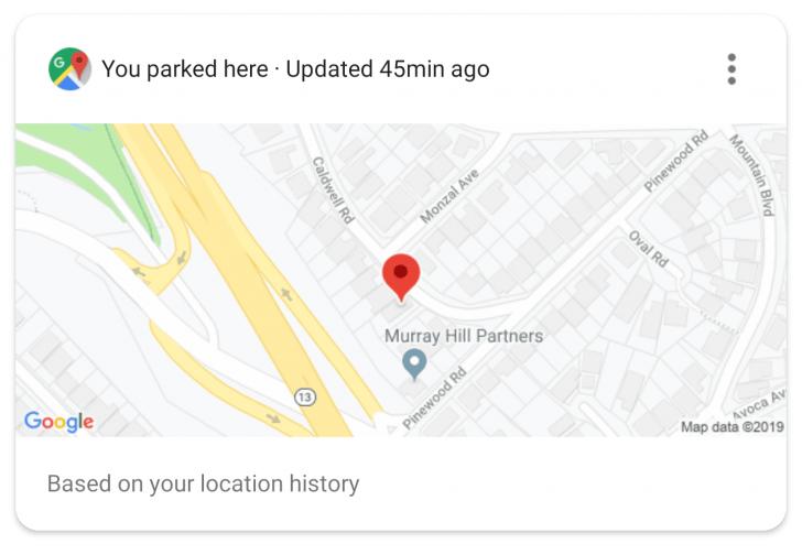 Capture d'écran venant d'Android Police, la mise à jour n'étant pas encore arrivée sur nos appareils