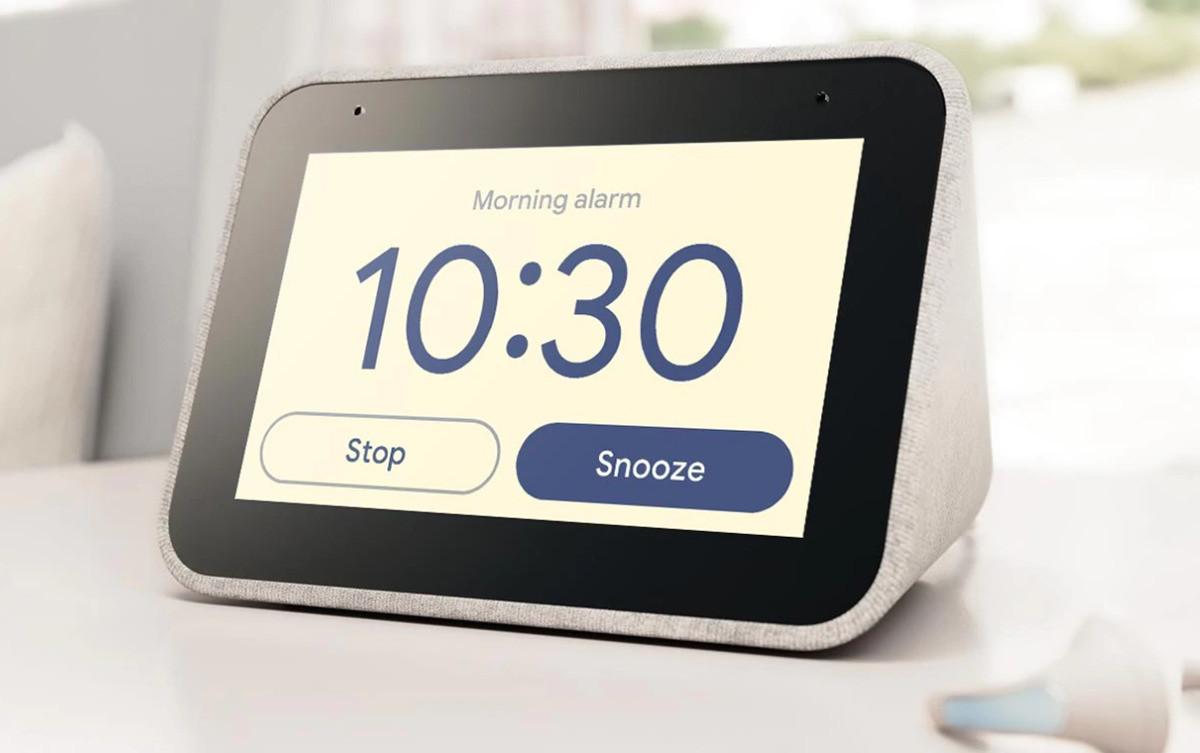 Le surprenant réveil Lenovo Smart Clock à seulement 69 euros chez Boulanger