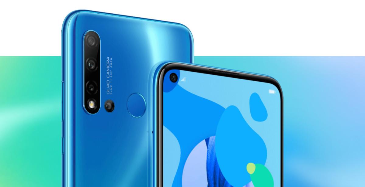 Le Huawei Nova 5i