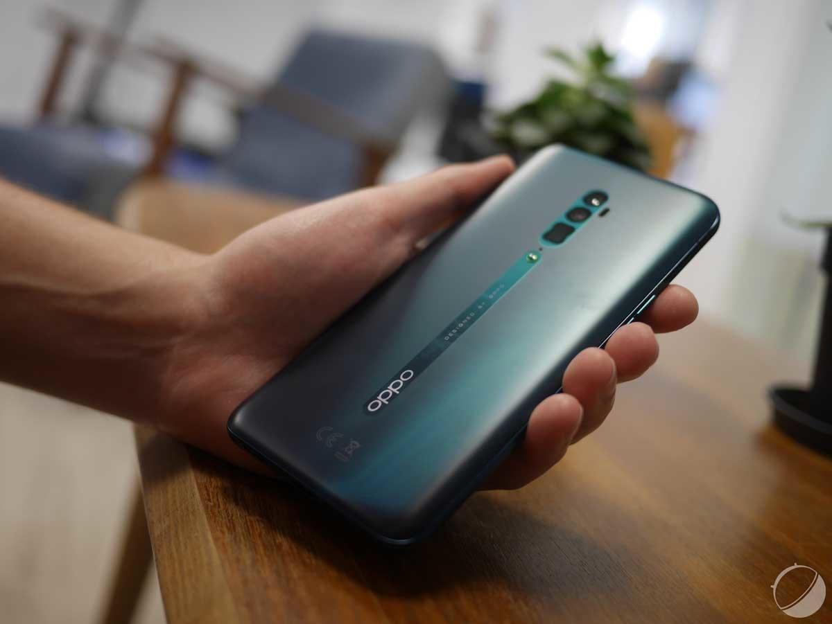 Oppo veut vous faire téléphoner même sans réseau avec MeshTalk