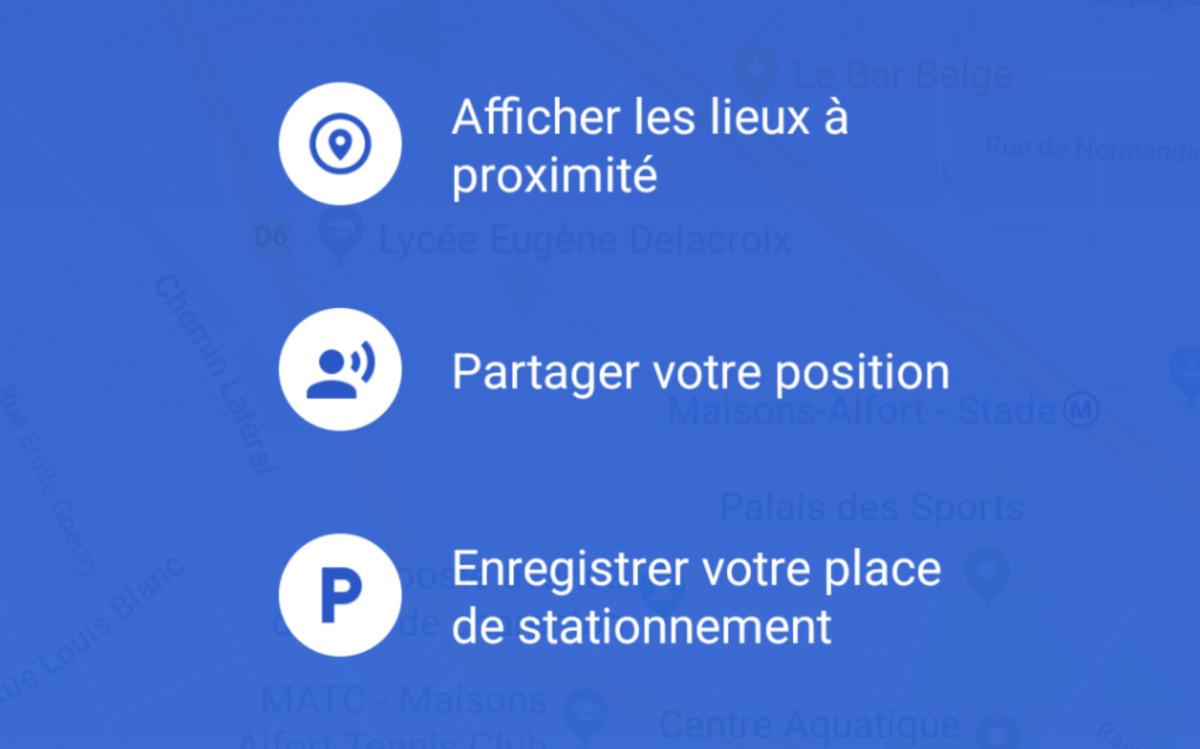 Google Maps : comment partager votre position ou votre trajet sur Android et iPhone ?