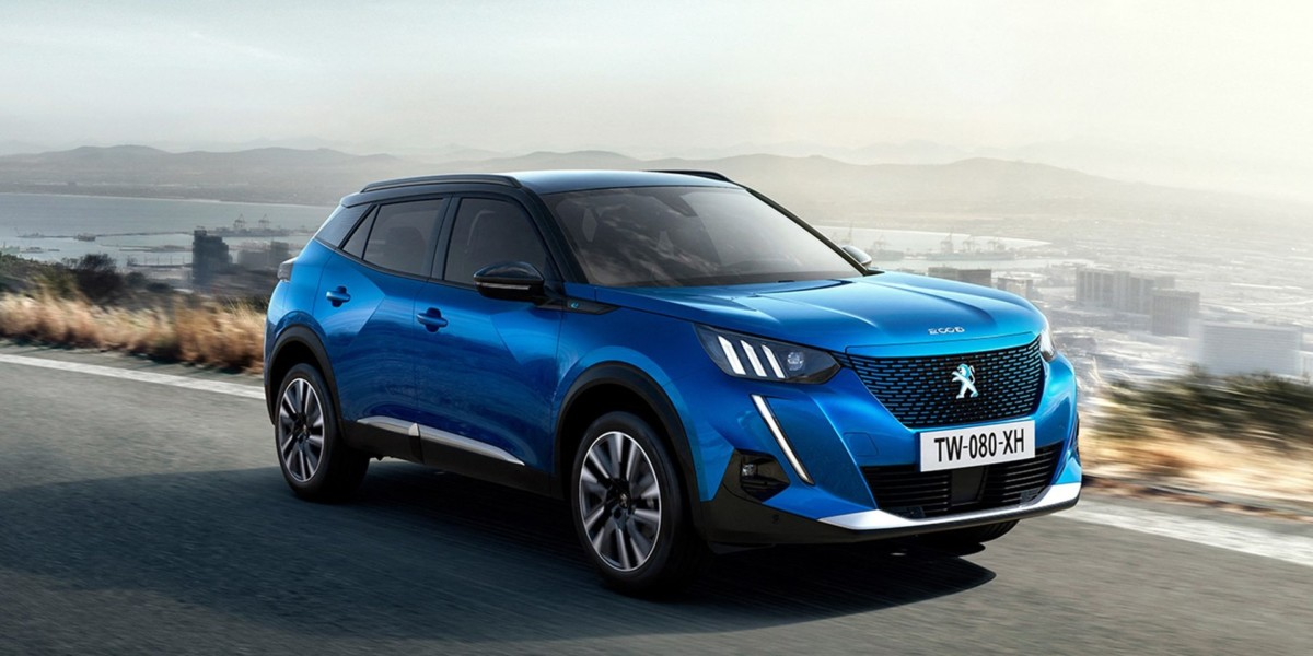 Après la e-2008, Peugeot introduit une version 100 % électrique de sa nouvelle 2008