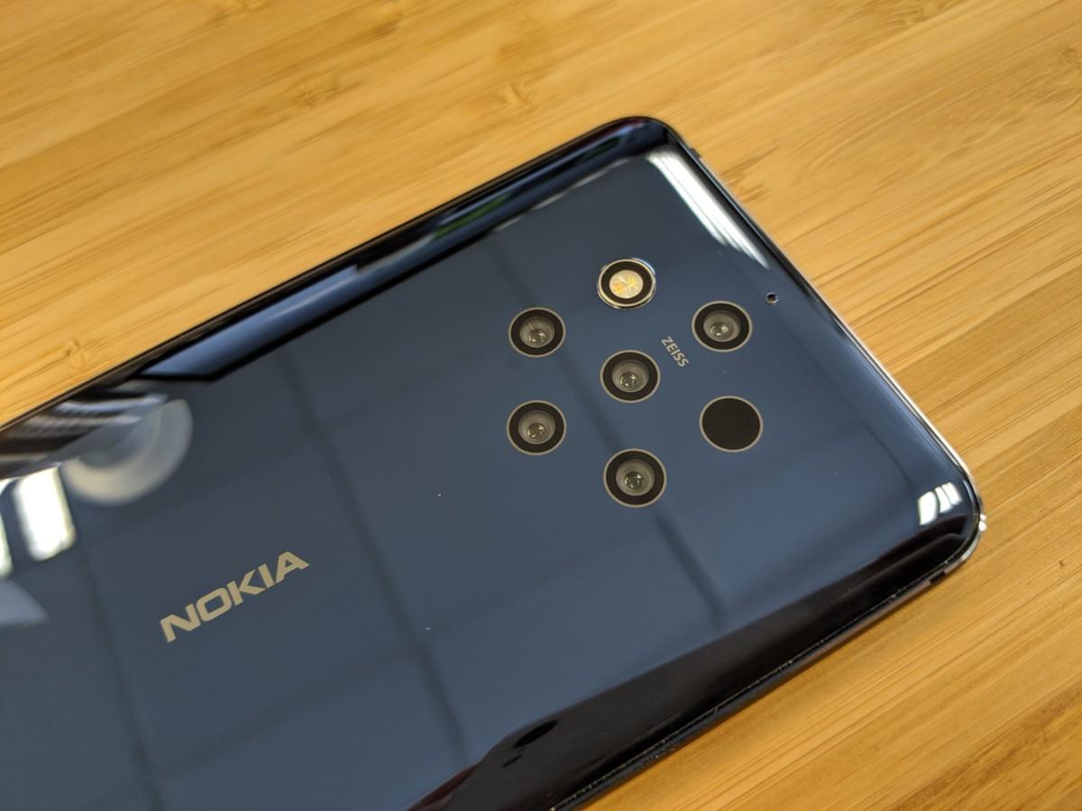 Le Nokia9 Pureview et ses optiques Zeiss