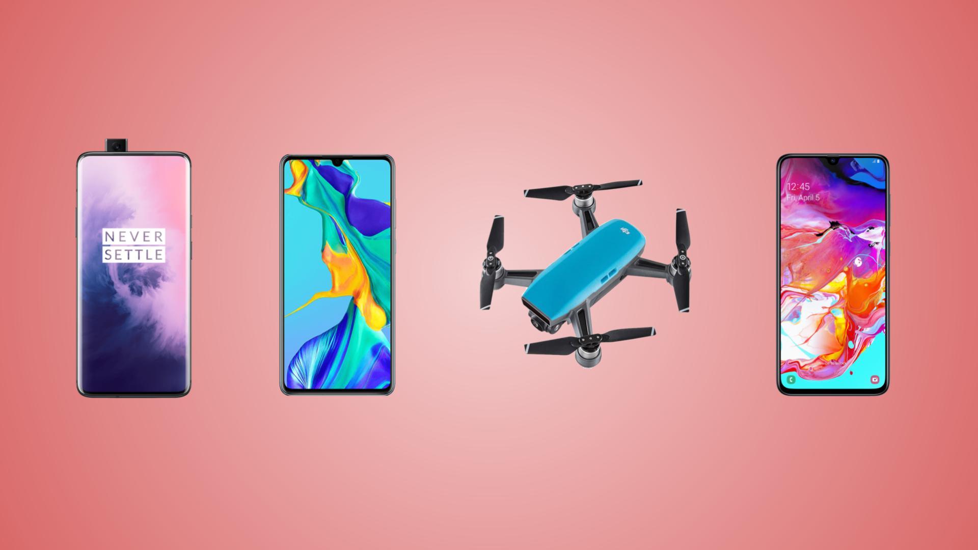 Le OnePlus 7 Pro à 579,99 euros et le Huawei P30 à 469,99 euros chez Rakuten aujourd'hui !