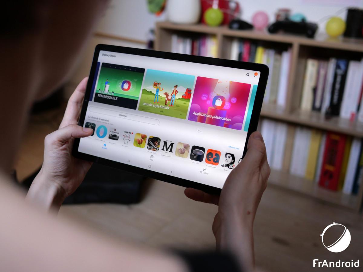 La Galaxy Tab S5e devrait avoir une version haut de gamme avec la Tab S5
