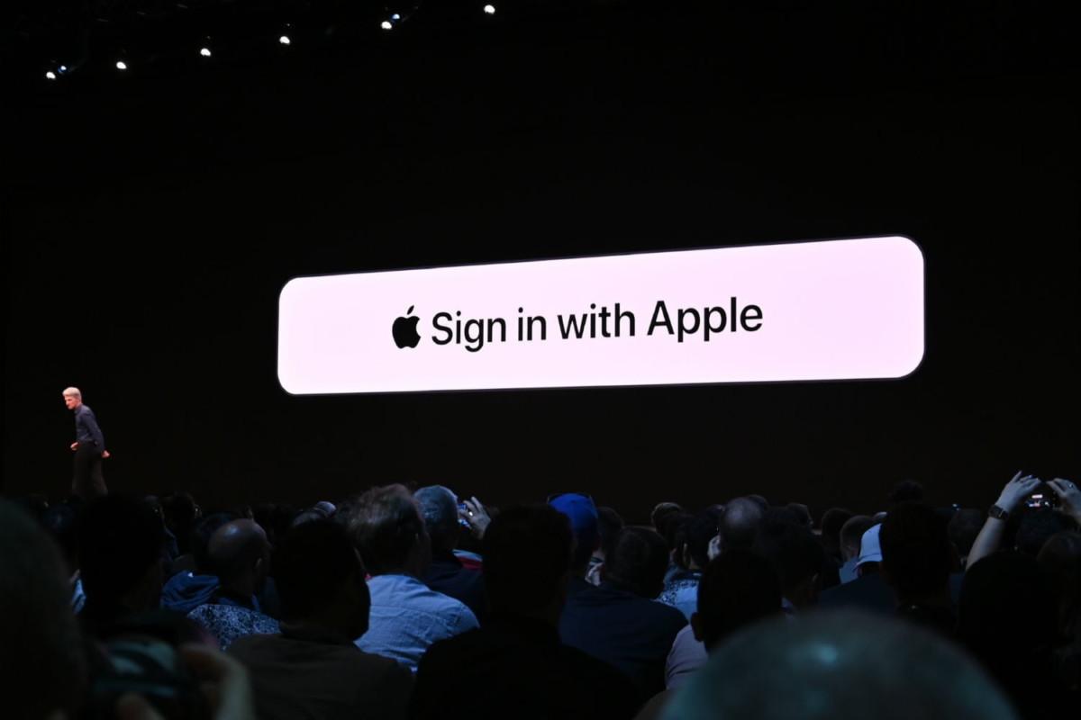 « Sign in with Apple » sera également disponible sur Android et obligatoire sur iOS