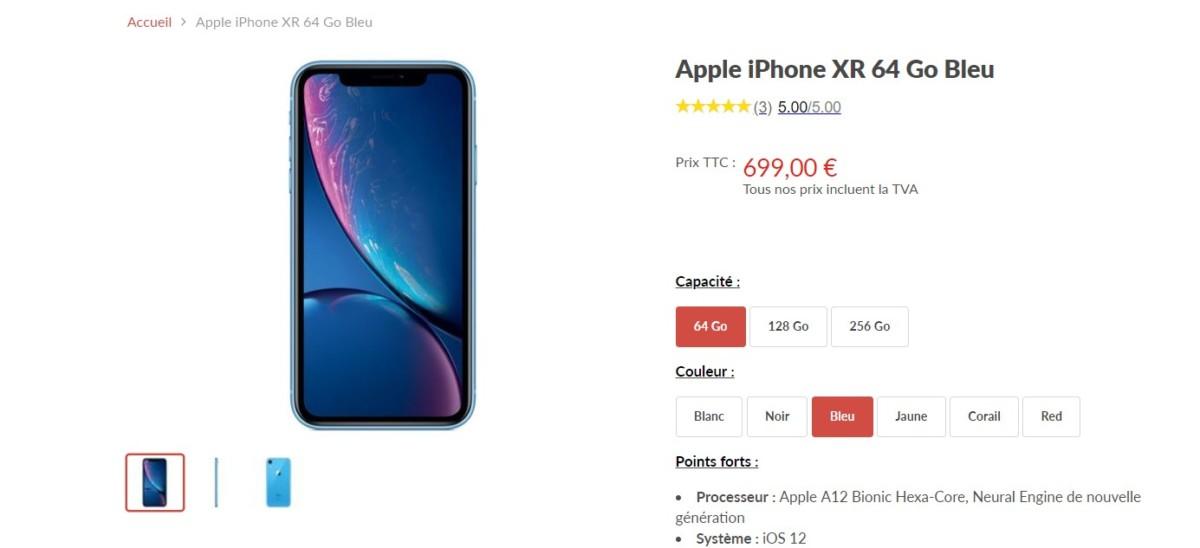 Le Galaxy S10 à 619 euros ou l'iPhone XR à 699 euros, c'est le retour des bonnes affaires sur Smartagogo