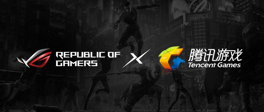 Asus : le Rog Phone 2 sera conçu avec Tencent Games (PUBG Mobile, League of Legends)