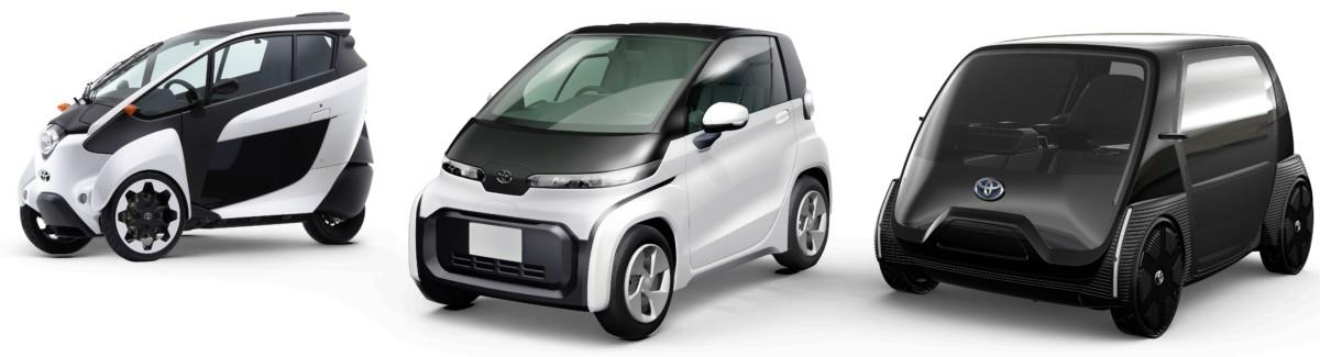 Toyota mise sur des design futuristes pour sa prochaine gamme de voitures électriques