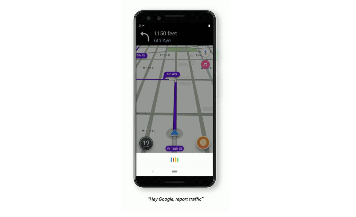 Waze accueille Google Assistant pour moins galérer sur la route