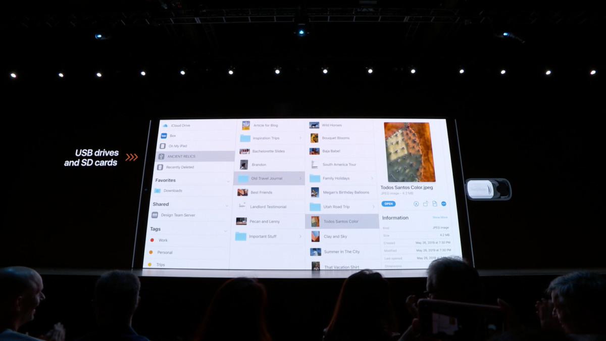 iPadOS : les iPhone et iPad se séparent une nouvelle fois, tout ce qu'il faut retenir