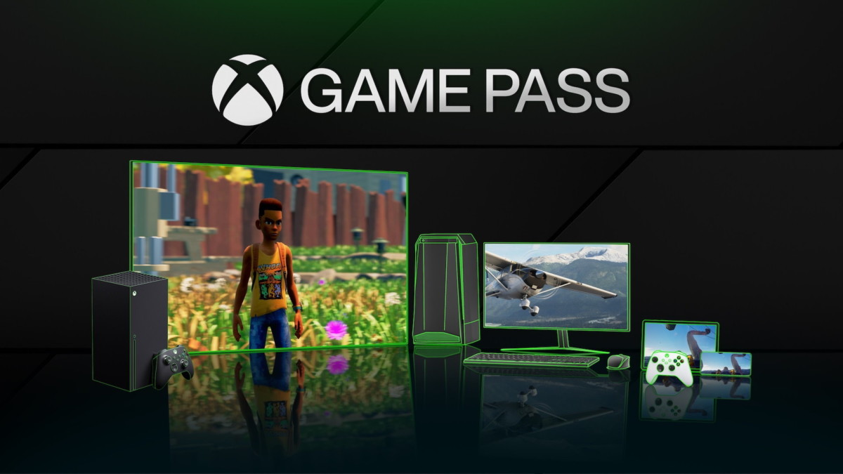 The Xbox Game Pass offer on console, PC and mobile