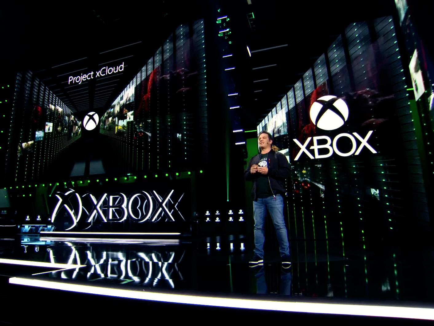 Microsoft xCloud : voici à quoi ressemble une Xbox dans le cloud